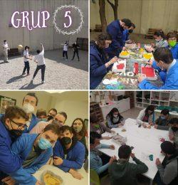 Grup 5_Ens mostra la seva activitat